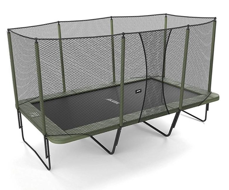 ACON Air 16 feet Sport Trampoline with Enclosure and Ladder