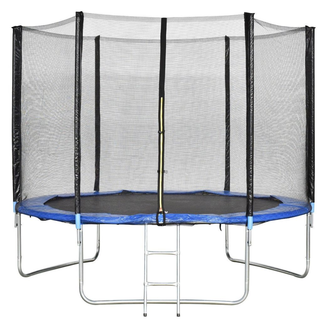 Giantex Trampoline Combo Bounce Round Trampoline