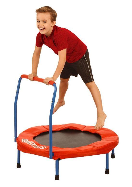 Kangaroo's 36 inch kids trampoline