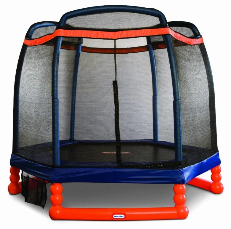 Little Tikes 7 feet Trampoline
