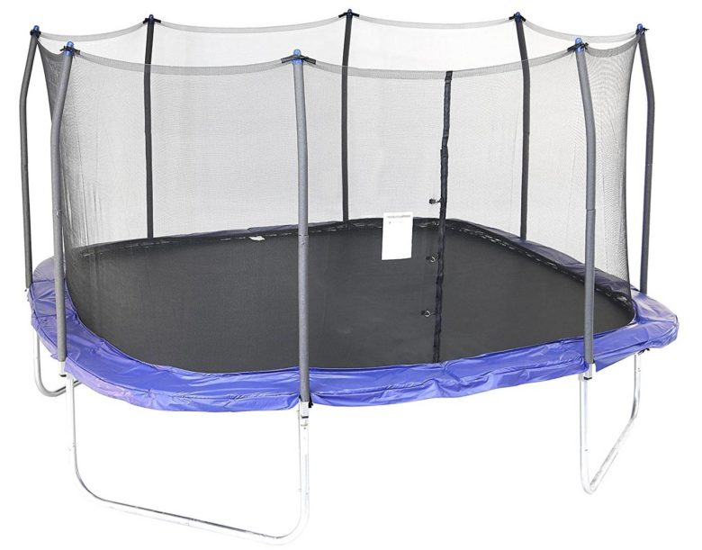 Skywalker 14 ft Square Trampoline and Enclosure