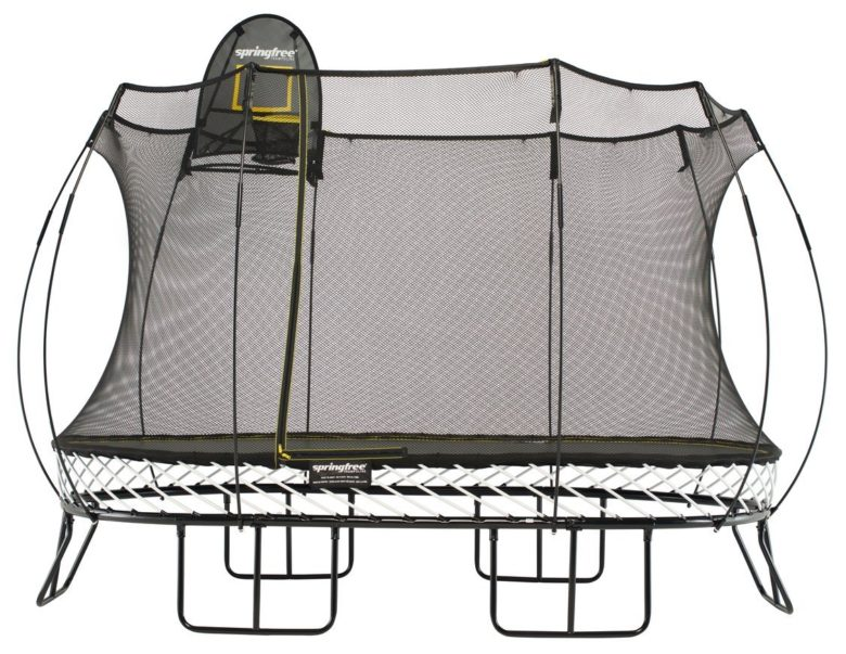 Springfree Trampoline - 8x13ft Large Oval Trampoline